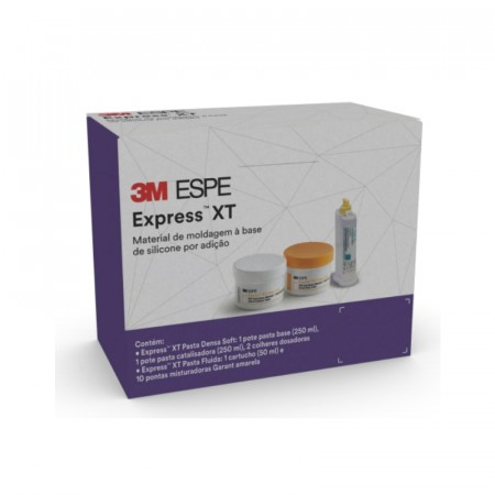 KIT EXPRESS XT INTRO M/V