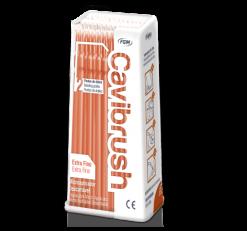 Pincel Microaplicador Descartável Cavibrush - Extra Fino