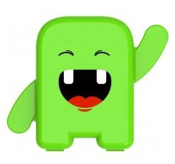 Estojo Dental Álbum - Cor: Verde