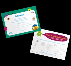 Certificado de Conclusão de Tratamento Dental Friends