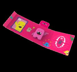 Estojo Dental Álbum Premium - Cor: Rosa