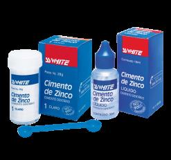 Cimento de Zinco - SS WHITE