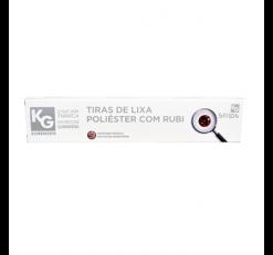 Tira de Lixa de Poliester Rubi - 4x165mm
