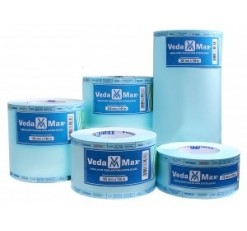 Rolo para Esterilização Veda Max Azul