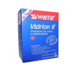Ionômero de Vidro - Kit Vidrion R